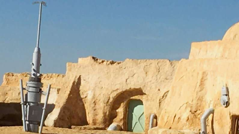 Top 3 Must-See Star Wars Film Locations in Tunisia