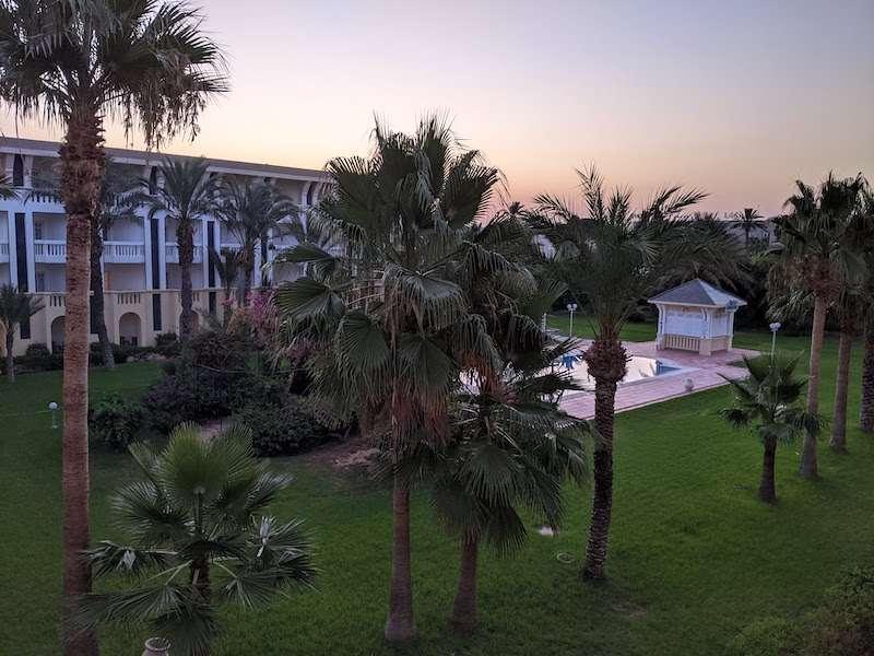 Hotel Belisaire Thalasso Hammamet