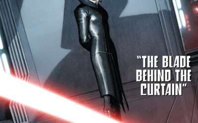 Review – Sly Moore Steps Out of the Shadows in Marvel's Darth Vader #14
