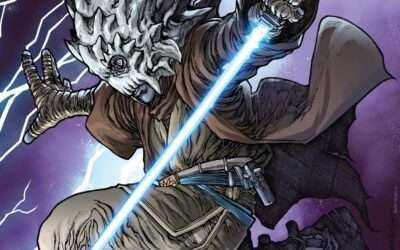 Review: The Battle for Takondana Begins in IDW's The High Republic Adventures #9