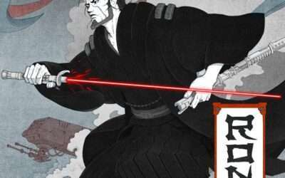 Review – There Has Never Been a Star Wars Story like 'Ronin' by Emma Mieko Candon