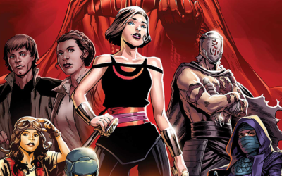 'The Hidden Empire' to Serve as 2022's 'Star Wars' Marvel Comics Event