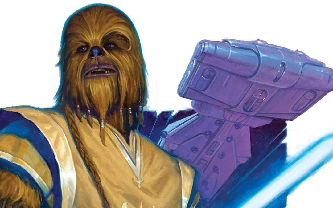 'Star Wars' Announces 'Halcyon Legacy' Comic Miniseries From Marvel
